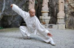 Гимнастка Цигун-Дао в Ярославле