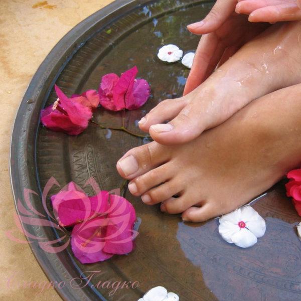 Парафинотерапия для ног Ярославль